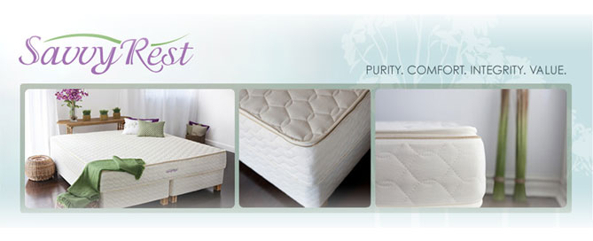Savvy Rest Organic Mattress