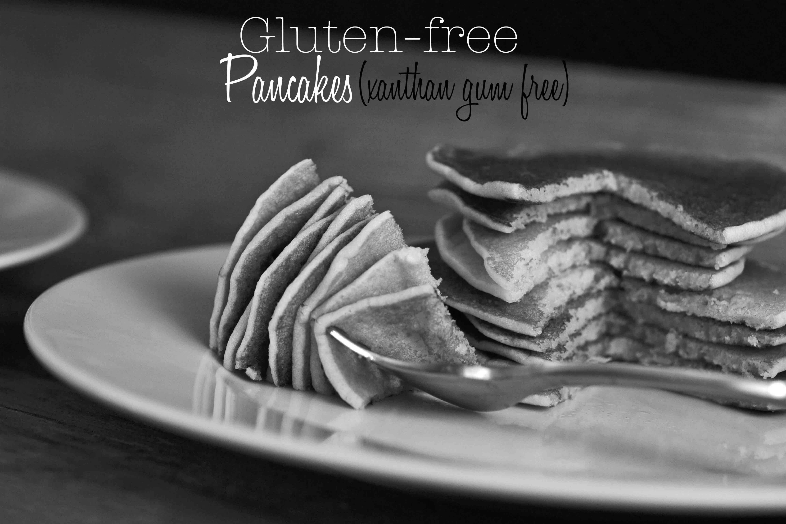 Gluten-Free Pancakes – Easy, Dairy-Free & Delicious! - Queen of ...