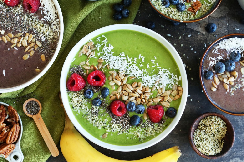 Easy Smoothie Bowl Recipe
