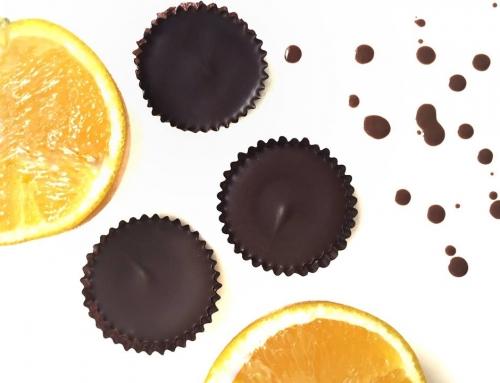 ORGANIC SUGAR-FREE CHOCOLATE By EATING EVOLVED